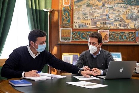 Diputación impulsa la recuperación ambiental del vertedero de Residuos del Mármol en Fines