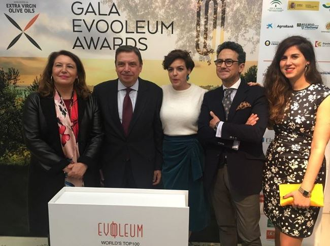 Un aceite de Almería entre los mejores del mundo