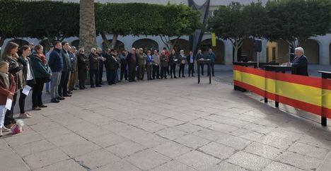 FOCAL evitó el himno andaluz en su homenaje a la Constitución