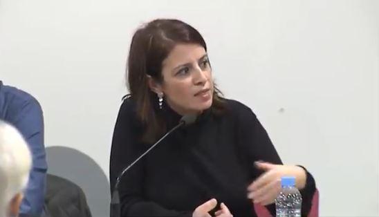 Lastra destaca que desde la moción de censura se ha invertido en el AVE de Almería