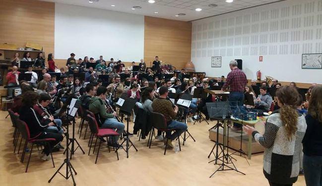 Concierto inclusivo de la Agrupación Musical San Indalecio y ONCE Almería