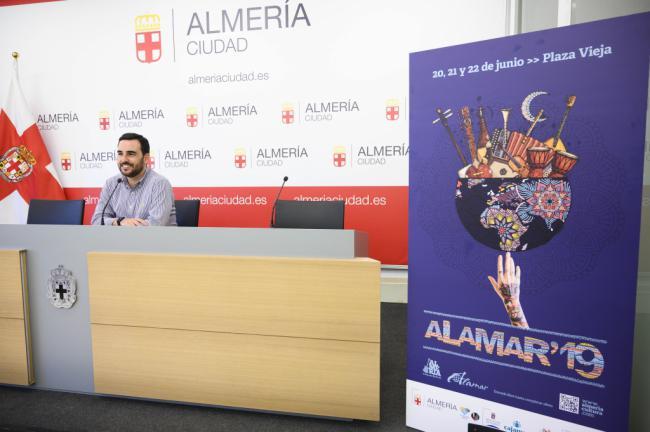 Hevia, Los 300 y Darash estarán en Alamar, del 20 al 22 de junio
