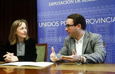 Diputación ayuda a Huércal-Overa a renovar las redes de agua de El Saltador y San Francisco