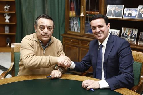 Diputación gestionará el PFEA de Lúcar y Vélez-Blanco