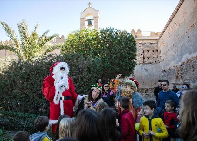 Navidad de ensueño en la visita teatralizada del 21 de diciembre