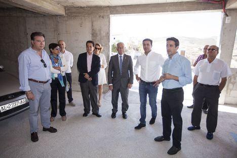 Diputación invertirá casi 200.000 euros en una sala polivalente para Alcudia de Monteagud
