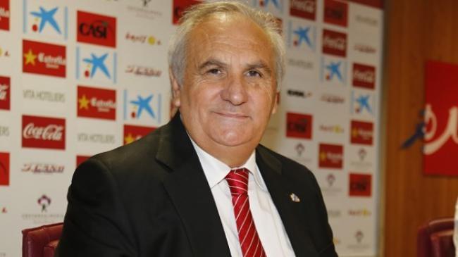 Alfonso García agradece los servicios prestados por Fran Fernández