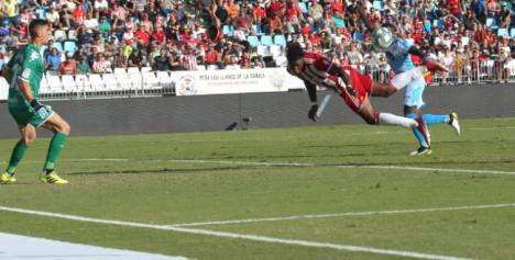 0-0: El Almería se viene de vacio de Lugo