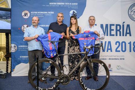 Las 'Cuatro Cimas' más duras para el ciclismo nacional en la XV Marcha 'Juan Martínez Oliver'