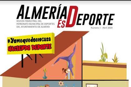 #YoMeQuedoEnCasa… 'Haciendo deporte', revista del PMD