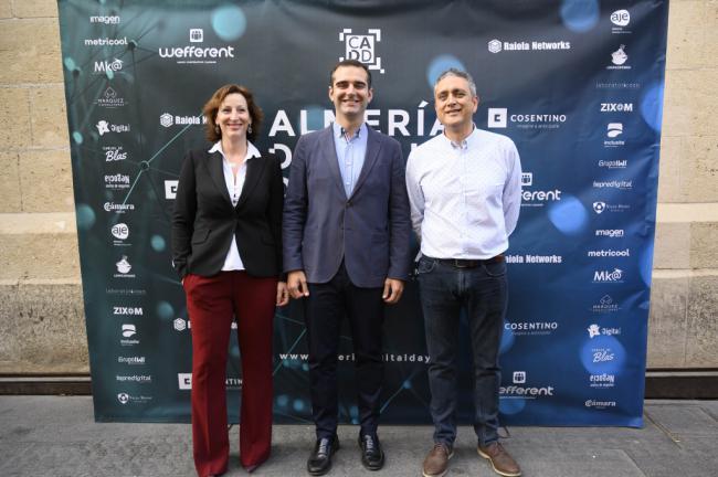 400 asistentes a la 2ª edición de 'Almería Digital Day'
