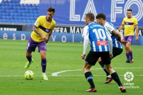 2-1: UD Almería cae de penalty ante el Espanyol