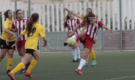 2-0: El Almería Femenino consigue una nueva victoria en la Primera Nacional