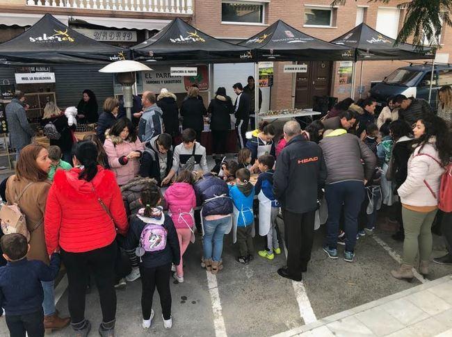 20 expositores participaron en 'Almería tiene norte'