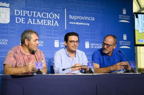 Almócita comparte su 'alma' con los almerienses en su festival de arte y cultura