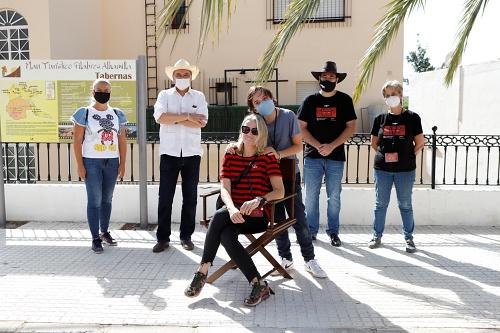 Ángel del Pozo: 'Tabernas es mi segunda casa, forma parte de mi vida'