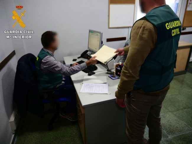Detenidas cuatro personas afincadas en Roquetas por 25 robos en viviendas
