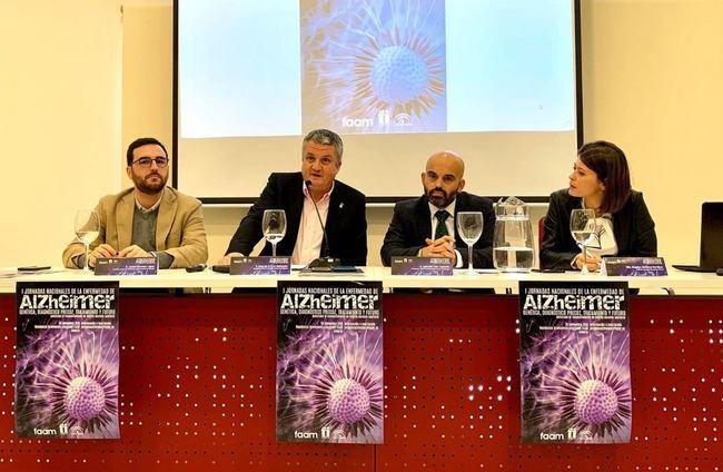 FAAM organiza las I Jornadas Nacionales de la Enfermedad del Alzheimer
