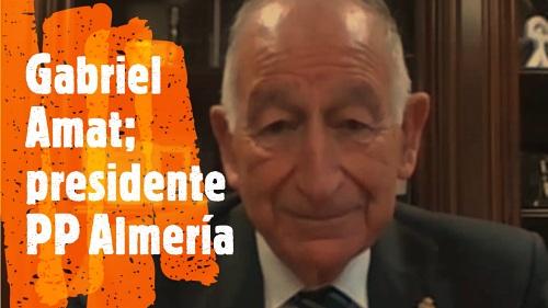 """Amat: """"Los dos extremos están juntos, y a España le ha ido mejor centrada"""""""