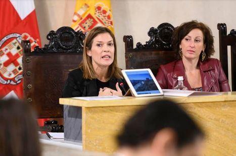 PSOE y Podemos se abstienen en una moción para pedir el reinicio de las obras del Paseo Marítimo