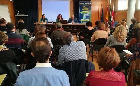 Andalucía Orienta y el SAE se forman sobre salidas profesionales en el sector náutico