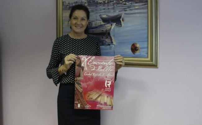 El encuentro de bolillo de Roquetas cumple su décimo aniversario