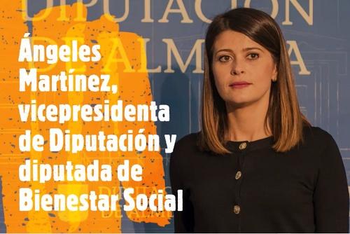 """Ángeles Martínez: 'Hay familias que están tocando por primera vez a la puerta de los Servicios Sociales"""""""