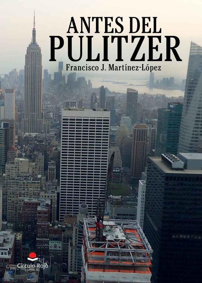 Francisco Martínez presenta su libro 'Antes del Pulitzer'