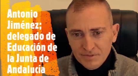 """Antonio Jiménez: """"¿Está la sociedad preparada para cerrar colegios?"""""""