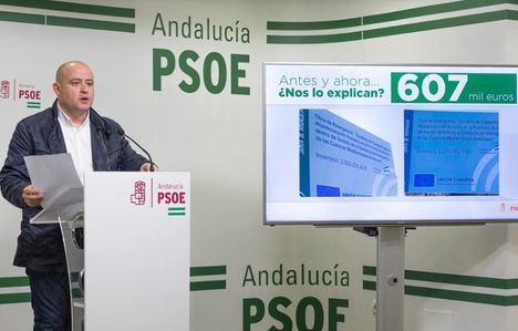 El PSOE exige que se publique la resolución de emergencia de los pozos de Alcóntar