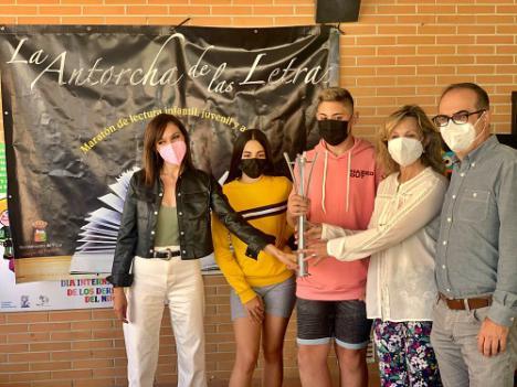 La Antorcha De La Letras Concluye Tras Acercar Sus Actividades A 5.000 Escolares
