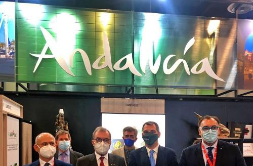 Dos empresas de Almería acuden a la feria bienal Anuga 2021