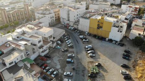 El Ayuntamiento de Berja acondicionará como aparcamiento la Huerta Escobosa