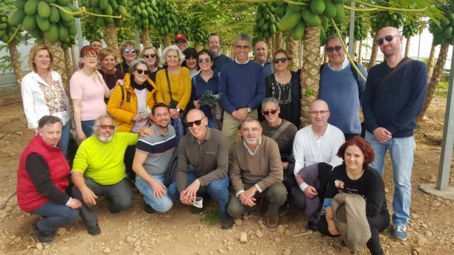 Indalo Foto organiza el primer concurso internacional de fotografía de horticultura