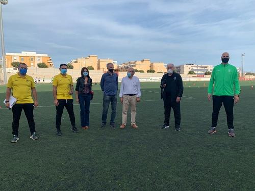 Los Árbitros Almerienses Eligen La Ciudad Deportiva De Vícar