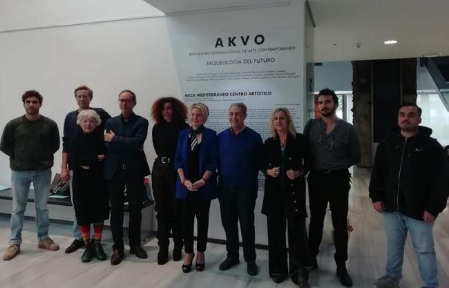 Artistas de Andalucía y Portugal crearán en directo en el Museo de Almería