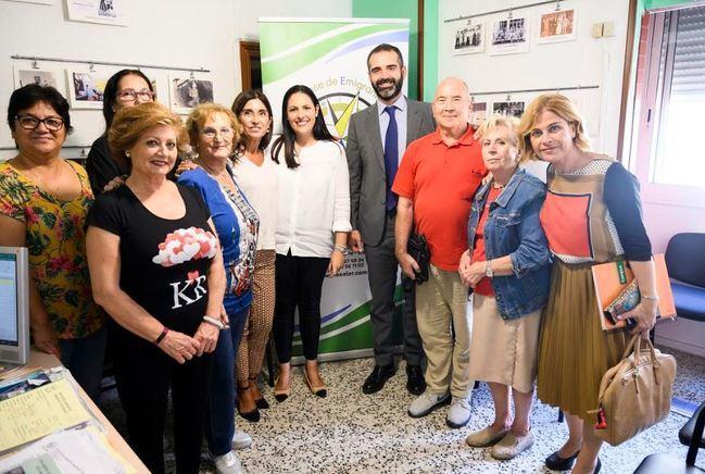 Ayuntamiento y Asaler firmarán un convenio para asesorar a emigrantes retornados