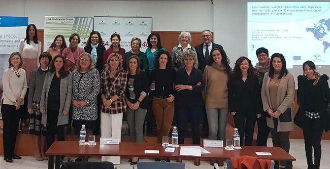 Las empresarias de Almería pisan fuerte en innovación e internacionalización