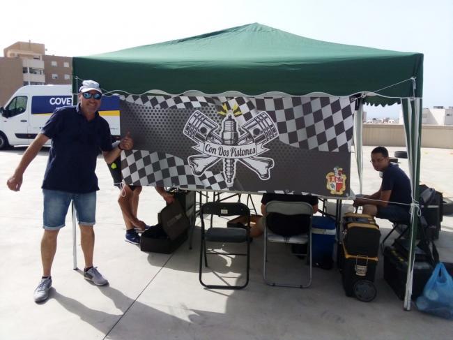 La Asociación de Radio Control con Dos Pistones de Berja pone en marcha su propio campeonato