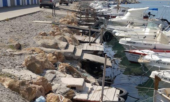 Cs reclama mejores acceso para los pescadores jubilados de Carboneras