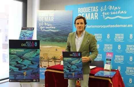 El Aula del Mar presenta la programación de verano tras alcanzar los 6.000 visitantes en el primer semestre