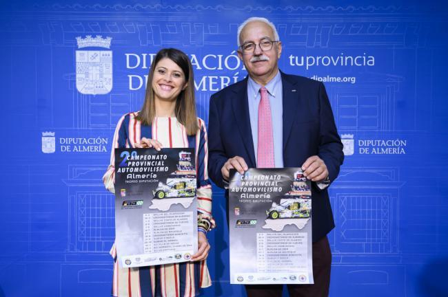 La pasión por el automovilismo regresa a la provincia con el 'Trofeo Diputación'