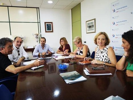 La Autoridad Portuaria plantea un proyecto para impulsar el sector pesquero en la capital