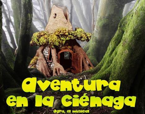 'Aventura en la ciénaga' llega el 3 de enero a Adra