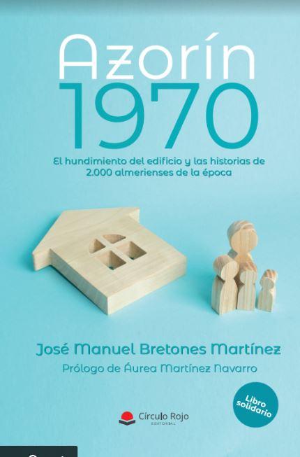 """El periodista José Manuel Bretones publica el libro """"Azorín 1970"""""""