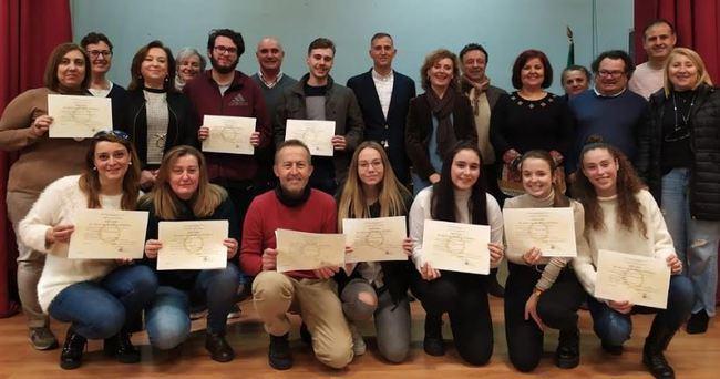 27 estudiantes del IES Alborán receben sus títulos del Programa `Bachibac´