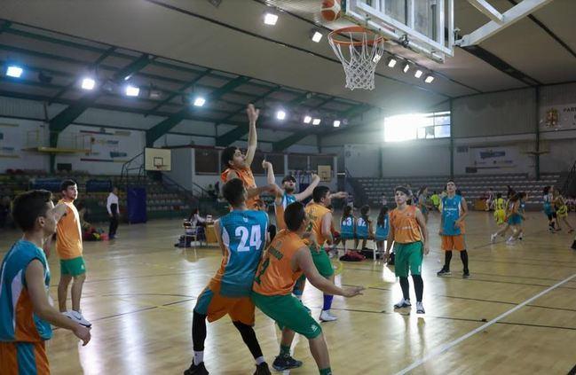 Los JDM de Baloncesto, Voleibol, Balonmano y Fútbol Sala comenzarán el 17 de enero