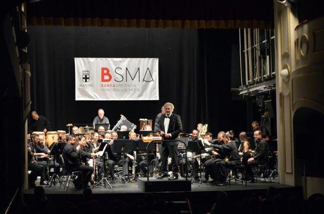Concierto por Santa Cecilia de la Banda Municipal