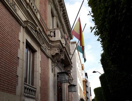 Luto oficial en Andalucía hasta el 13 de mayo por #COVID19