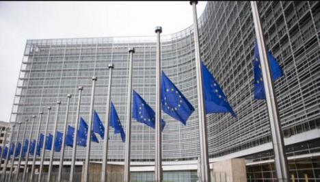 Andalucía X Sí propone colocar la bandera de Europa a media asta por su insolidaridad